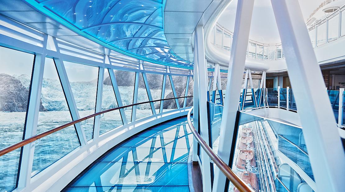 Princess Cruises Seawalk
