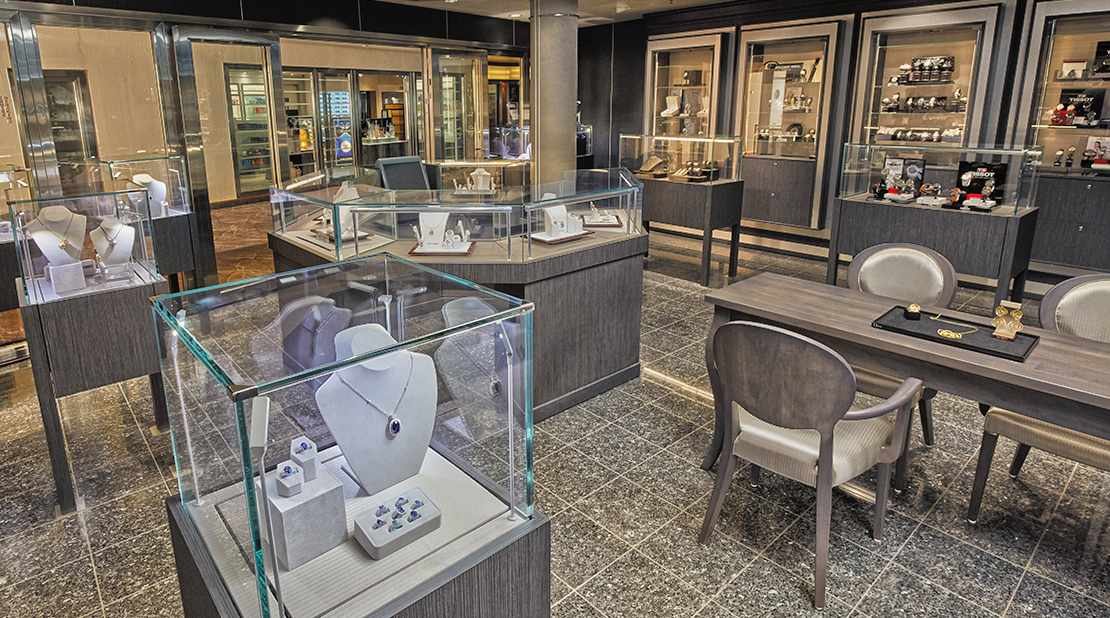 Seven Seas Voyager Boutique