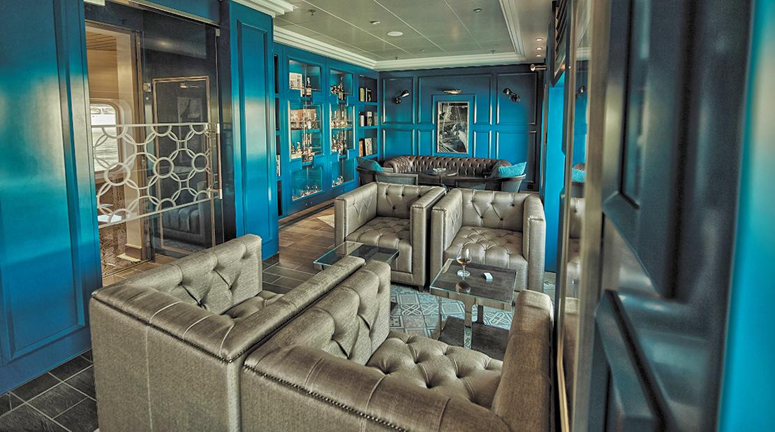 Seven Seas Voyager Connoisseur Club