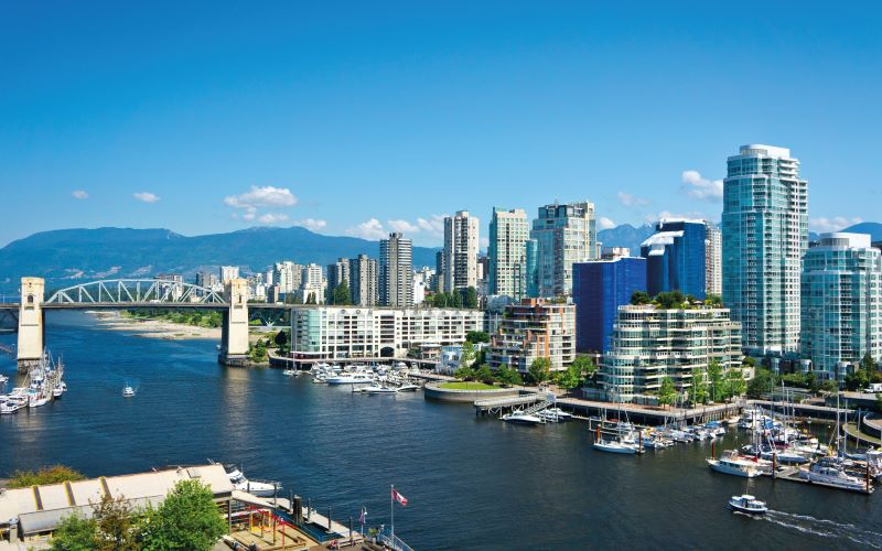 Canada In The Fall & San Francisco With Vancouver, Whistler & Shannon Falls