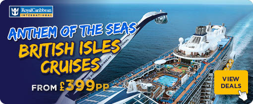 Anthem of The Seas Banner