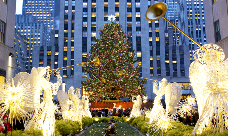 A Christmas Fairytale In New York with the Nutcracker, Tea at the Plaza & The World's Most Famous 5* Ship