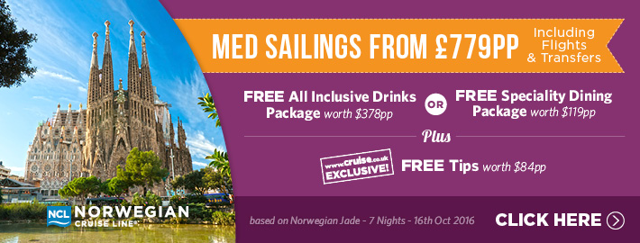 Norwegian Cruise Line Free Drinks