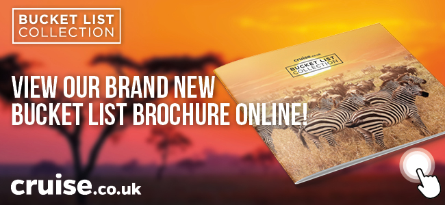 Our BRAND NEW Bucket List Online Brochure!