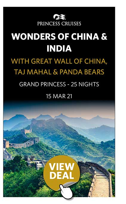 Wonders of China & India