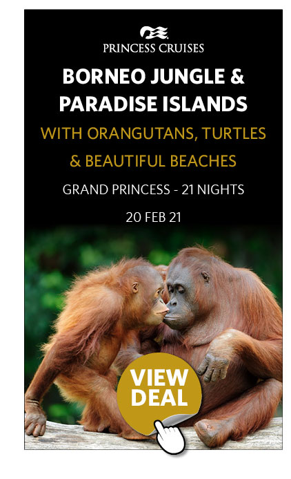 Borneo Jungle & Paradise Islands