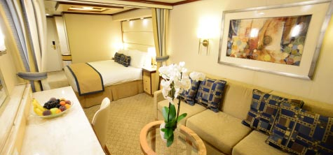princess mini suite