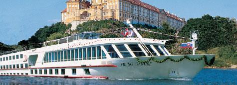 river past passenger viking