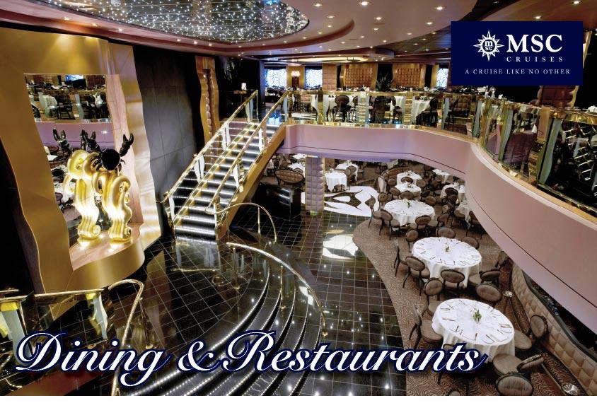 Dining & Restaurants