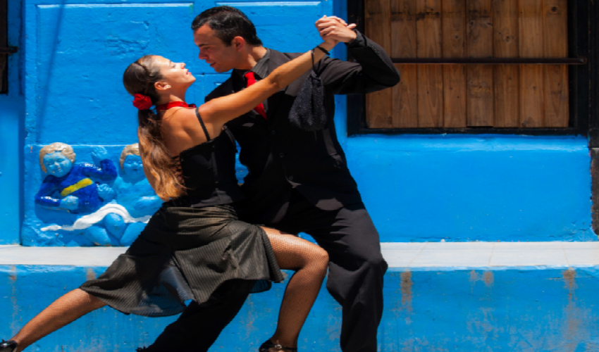 Rio de Janeiro & The Argentine Tango with St Kitts & Martinique