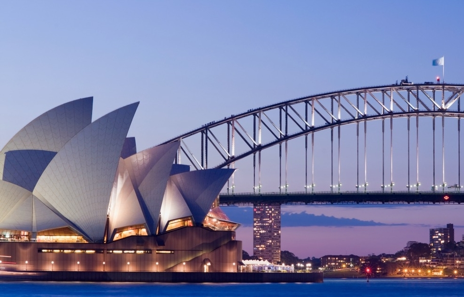 Singapore To Sydney with Bangkok, Queensland & Beaches of Thailand