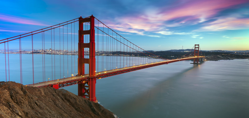 Classic Californian Coast & Yosemite with Wine Regions, San Francisco & Hollywood
