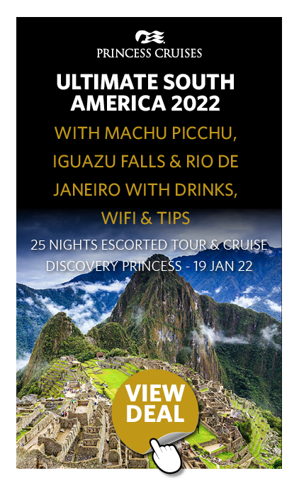 Ultimate South America 2022