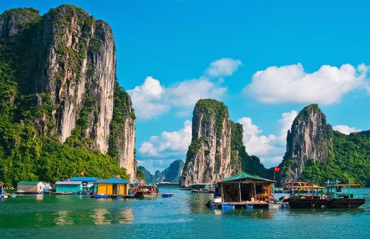 5* Ultimate Asian Odyssey with Ha Long Bay, Ho Chi Minh & Bangkok