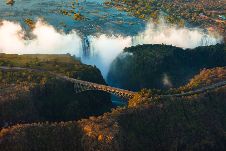 Victoria Falls, Big Five Safari, Cape Town & Indian Ocean Odyssey
