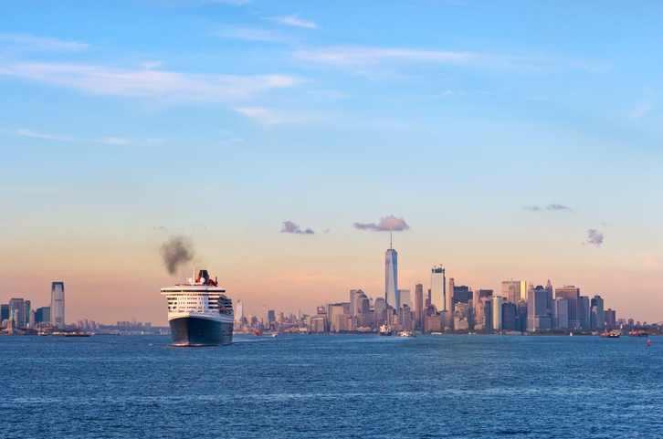 Transatlantic Crossing with Cunard