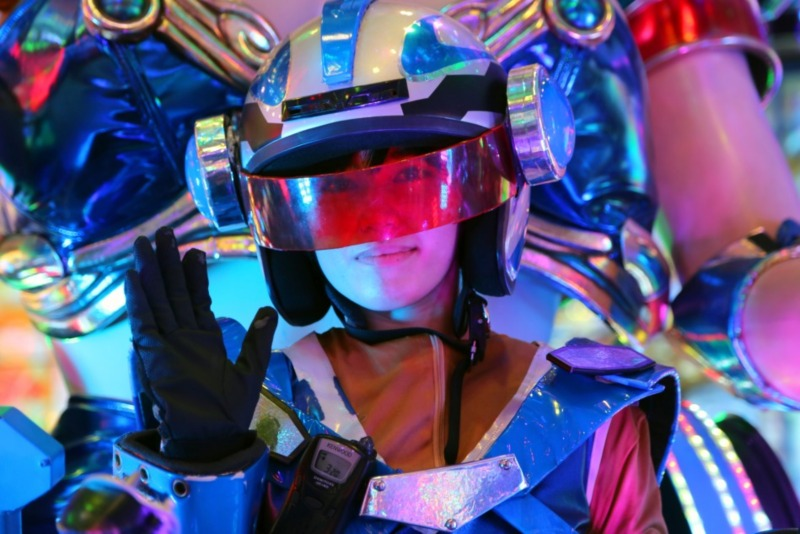 5* Voyage Of Fire & Ice with Tokyo Sumos, Robot Cabaret & Fjords of Alaska