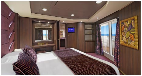 msc cabins balcony suite