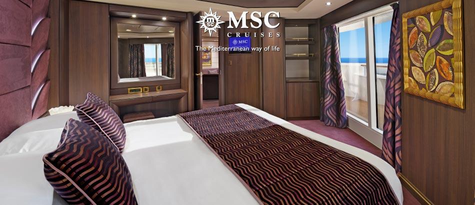 msc cabins