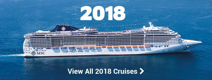 All 2018 Cruises