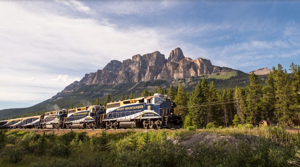 Ultimate Rocky Mountaineer & Alaskan Odyssey with Whales, Banff & FREE DRINKS