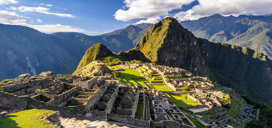Escorted Machu Picchu with Rio, Brazilian Beaches & European Highlights