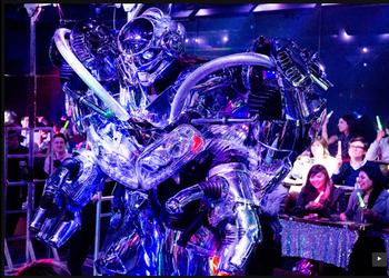 Robot Cabaret Show