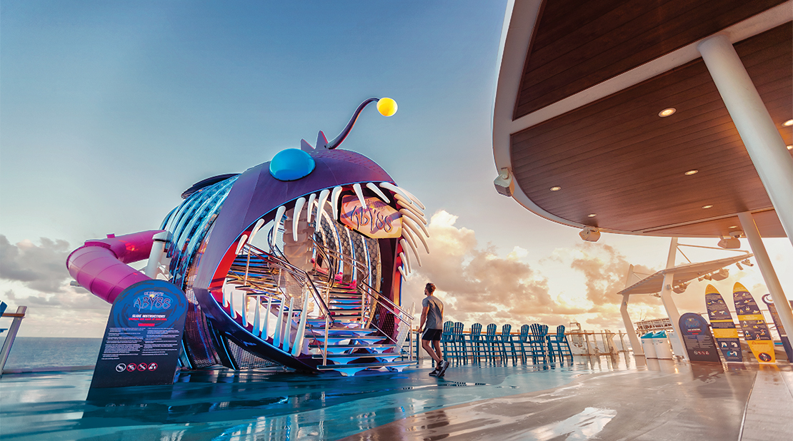 Royal Caribbean Harmony of the Seas Abyss