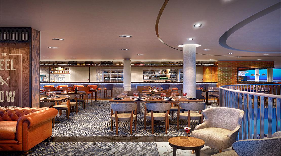 P&O Cruises Iona Gastro Pub