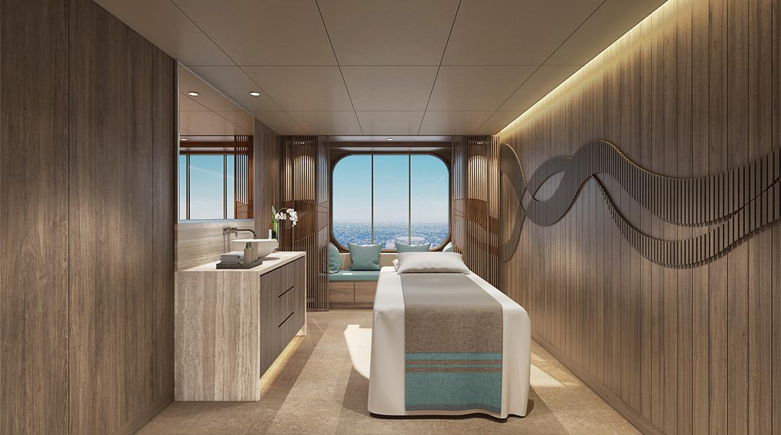 P&O Cruises Iona Treatment Room
