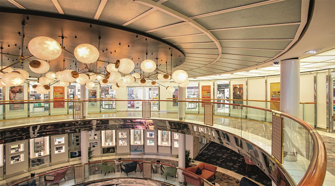Marella Cruises Marella Explorer 2 Broad Street Shops