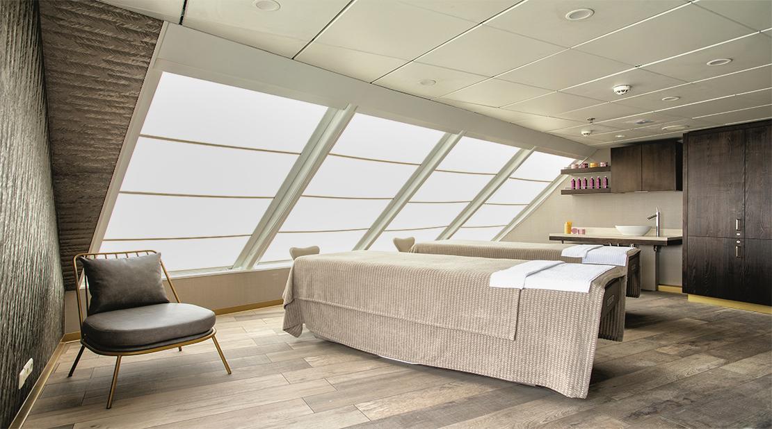 Marella Cruises Marella Explorer 2 Champneys Spa Treatment Room