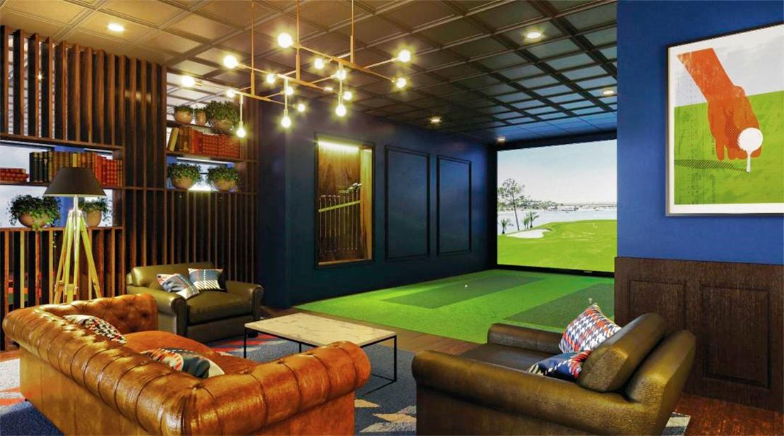 Marella Cruises Marella Explorer 2 Virtual Golf